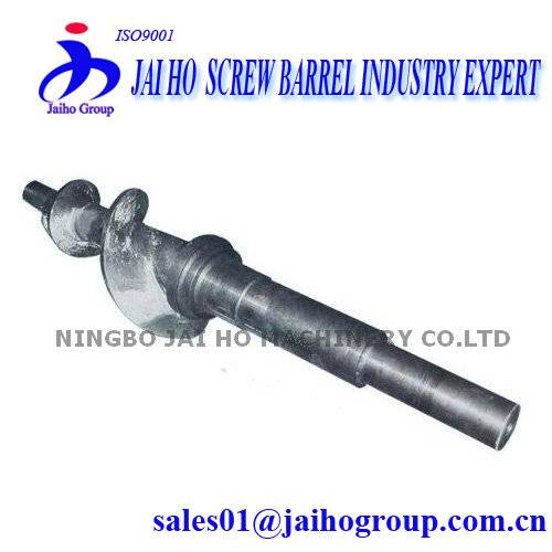 Rubber Screw and Barrel Cylinder Extruder Screw