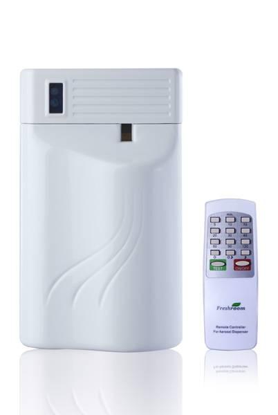 remote Aerosol dispenser