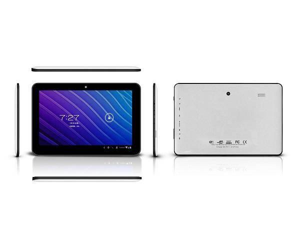 E-mene / Ipad menu system