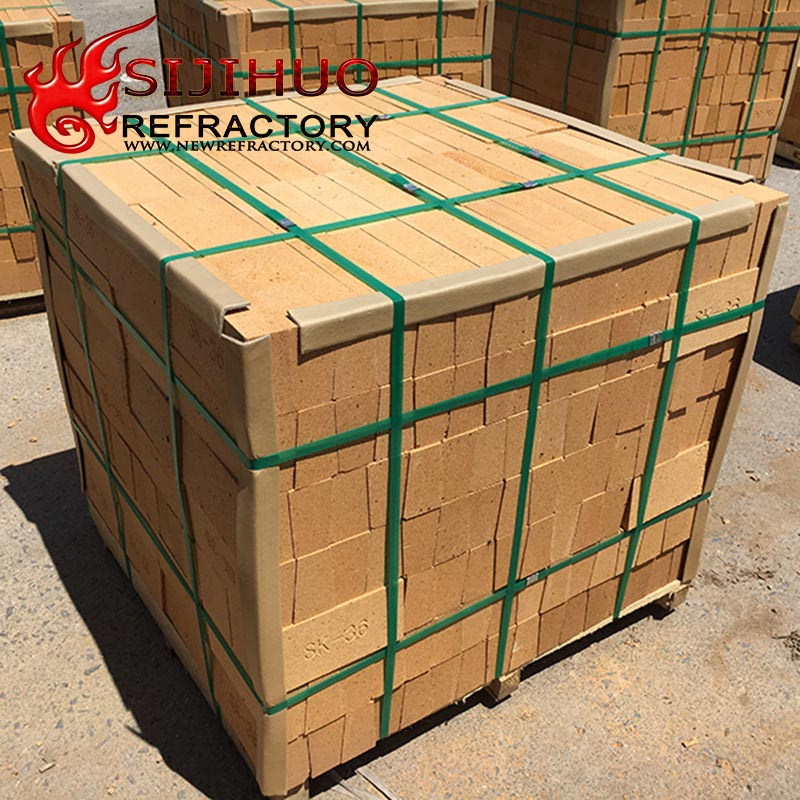 high alumina refractory fire brick SK36