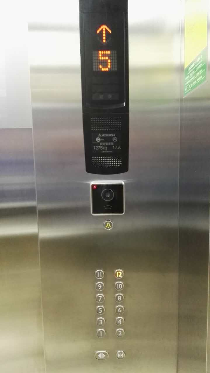 Online RFID card reader for access control office building
