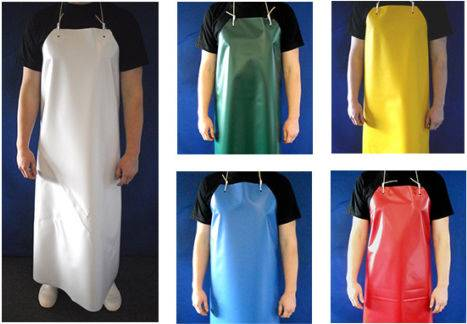 Kitchen apron  slaughterhouse waterproof for men