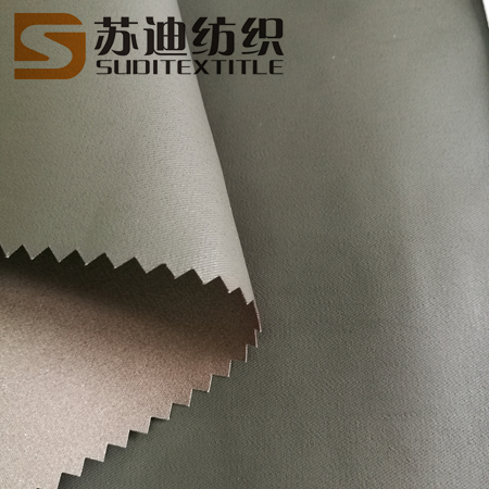 Color Wax Coated Cotton Fabric