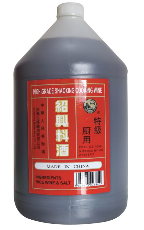 Baita shaoxing cooking wine 3.785L