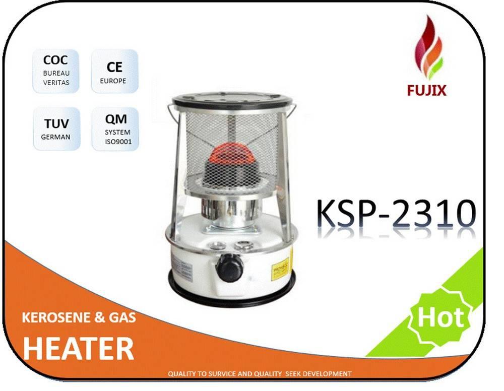 Multifunction Fujix brand kerosene heater KSP-2310