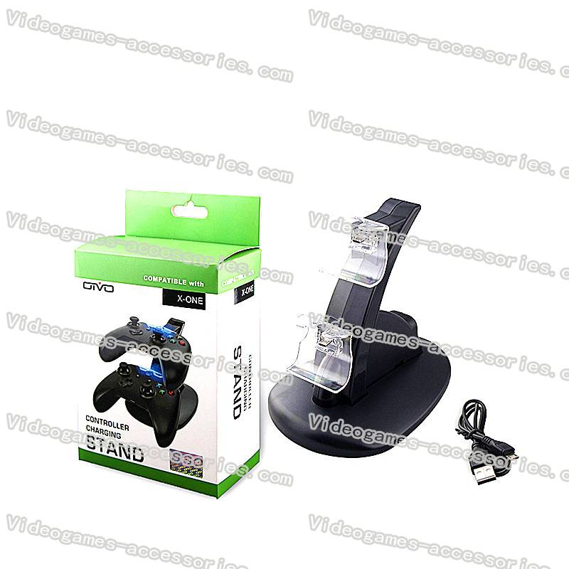 China Supplier Cheap Game Accessory for Xbox One Cooler with Controller Dual Charger