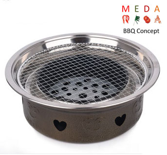 charcoal bbq grill for barbecue restaurant