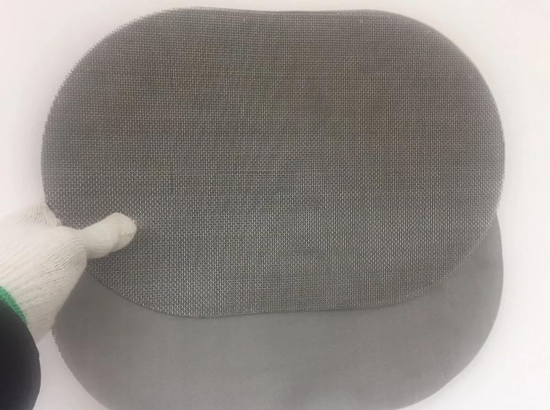 Filter Screen Sieve PacksFormed Mesh Filters Pleated sintered mesh filter