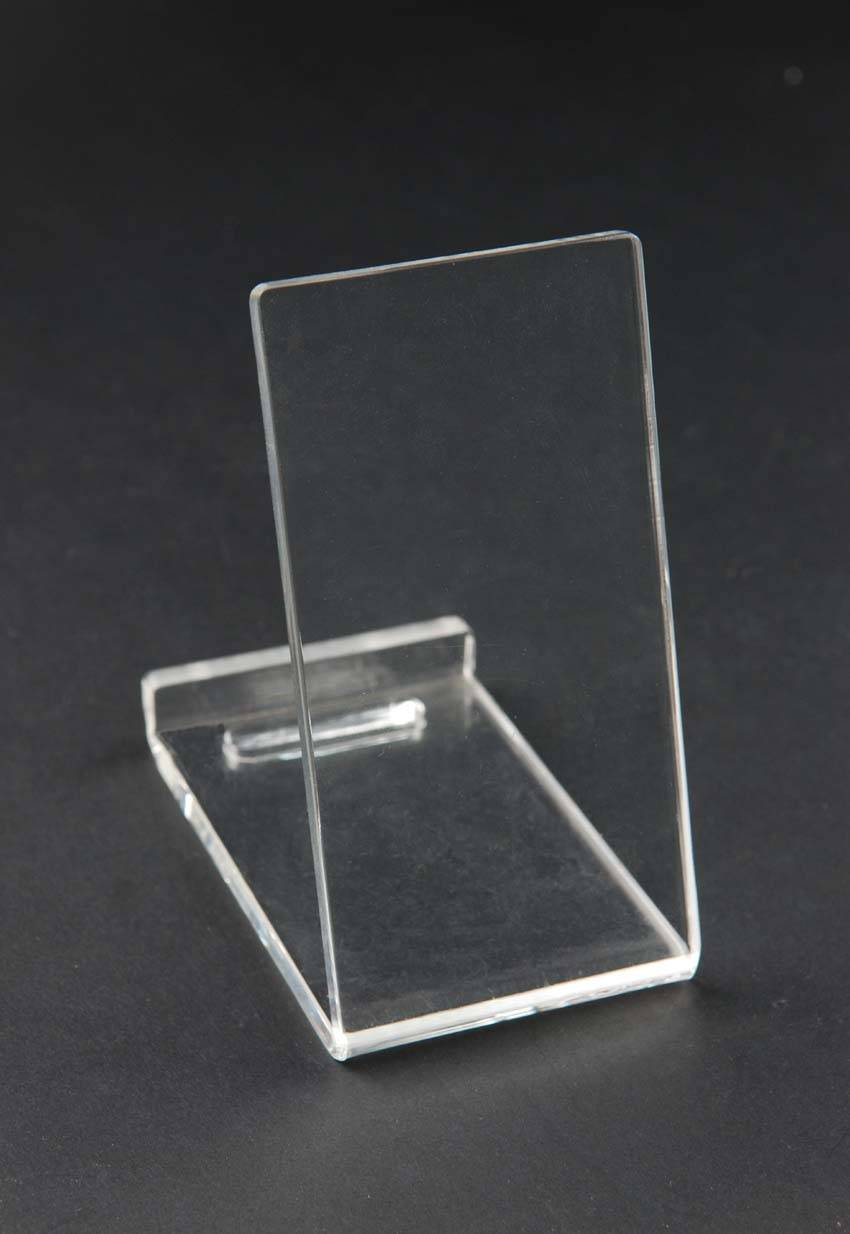 Acrylic Shoes Display Rack for Stores and shops
