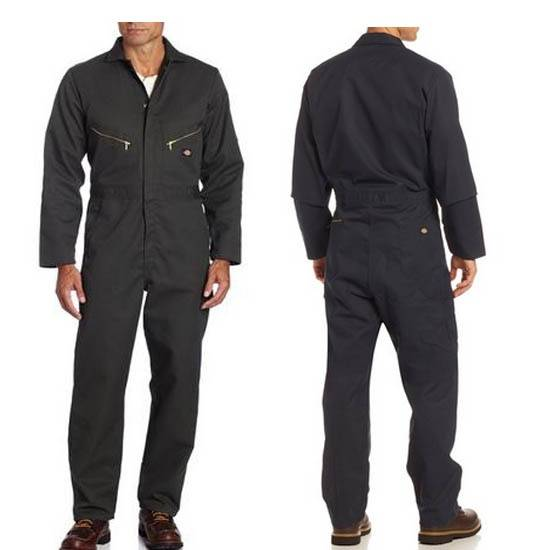 Heavy duty coverall