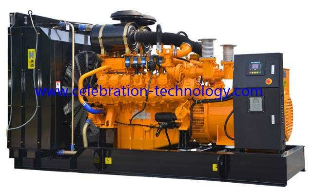 1200kW Diesel Natural Gas Mixed Generator