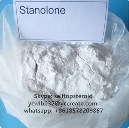 Male Sex Enhancer Androgen Steroid Powder Stanolone Androstanolone