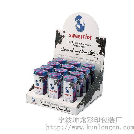Counter Displays,display Box,PDQ Display - Ningbo Kunlong