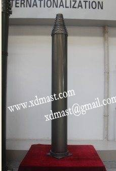 Roof-Mounted Mobile Antenna Masts/Mobile Lighting Towers/Telescopic Masts