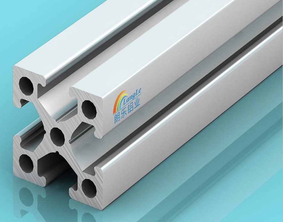 Hot Sale best price 6mm Slot Indsutrial Aluminium Profile