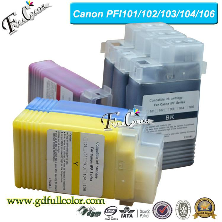 PFI 106 Compatible Ink Cartridge for Canon iPF6400 iPF6450 Printer Ink Cartridge