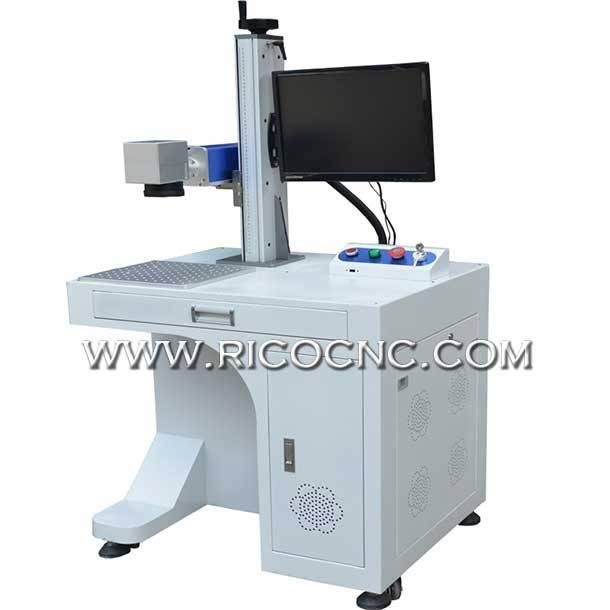 CNC Laser Marking Machine Metal Fiber Laser Engraving Kit