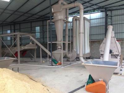 60-120mesh wood hammer mill for WPC, Incense making