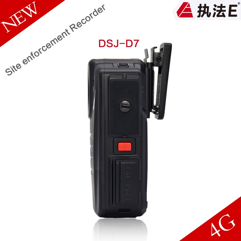 DCW high quality police body-worn camera with CMOS sensor