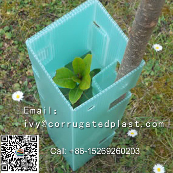 Plastic Tree Guards, Outdoor Tree Protectors, Plant Tree Shelters