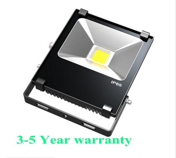 10W 3year Warranty Radiator Fins Cool White LED Floodlight