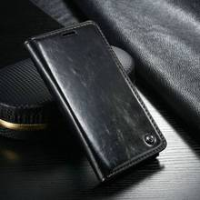 2015 hot product unique design smooth leather case for Samsung note 4 cell cover