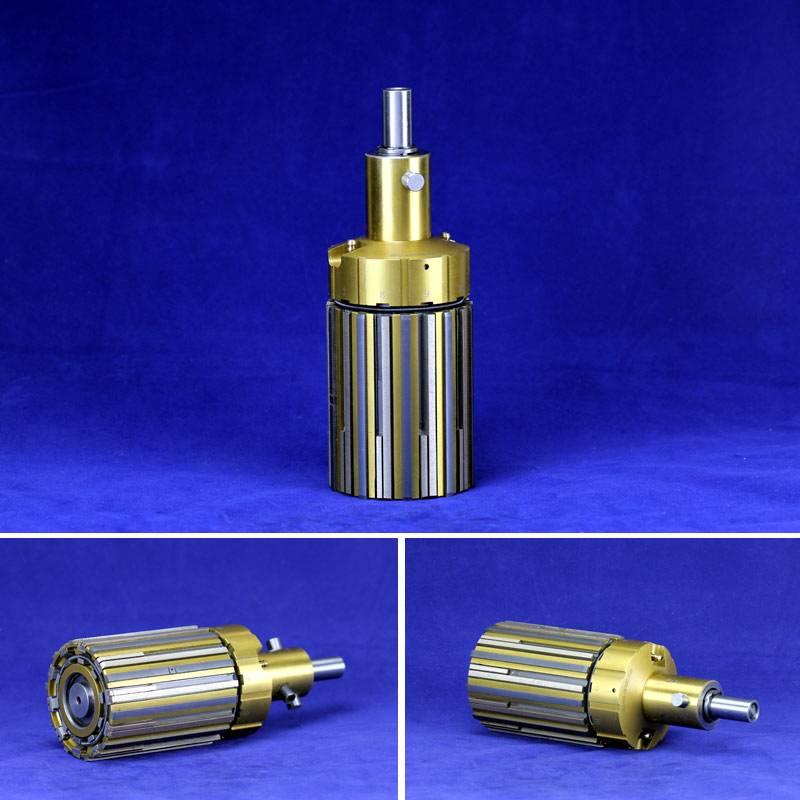 Hone Head, Cylinder Roughing and Finishing