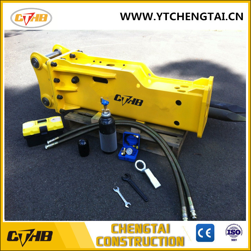 BOX Silenced type hydraulic breaker hammer jack hammer
