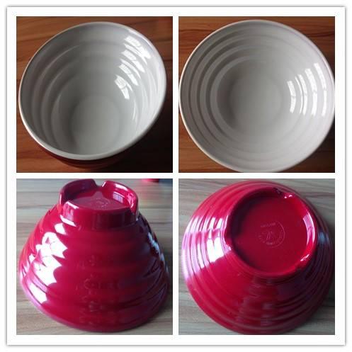 9 inch whorl bowls