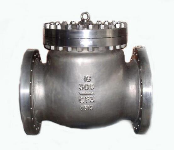 Swing check valve Flange ends DIN/ANSI/BS/JIS Standard
