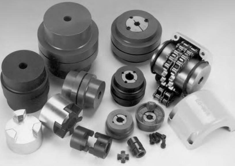 Casting Spare Parts-Couplings