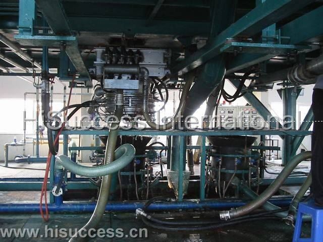 Glasswool Production Line