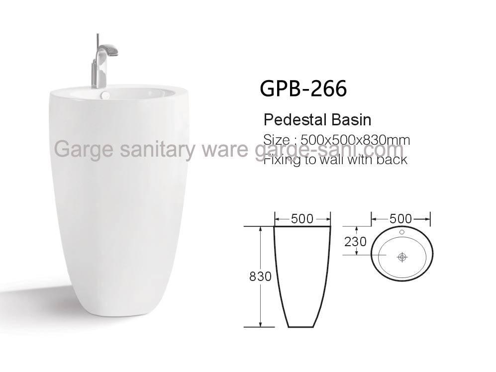 sanitary ware pedestal basin wash basins
