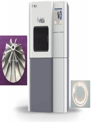 Hi-tech industrial 3d metal printer