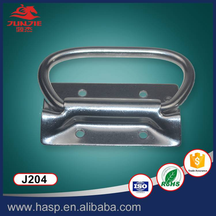 Metal handle Luggage Accessories air box handle,modern cabinet furniture pull handle J204C
