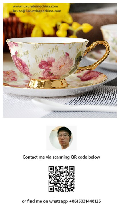 Royal Bone China Tea Cups Porcelain Wholesale Contact Now