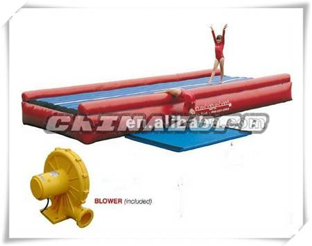 Top quality inflatable air track mat gym air mat good price