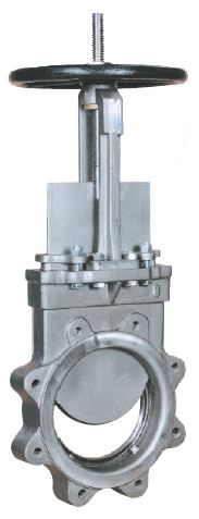 Knife Gate Valve - KLR
