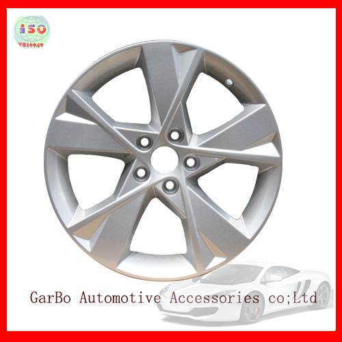 replica alloy rims for VW new bora 16x6.5inch 5x100