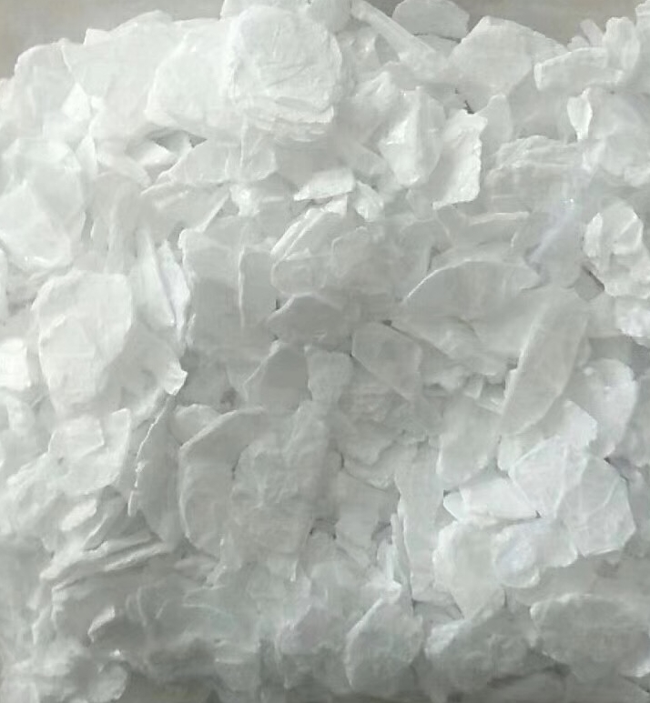 Anhydrous Magnesium Chloride Flake CAS No.7786-30-3 Purity 99% min flake
