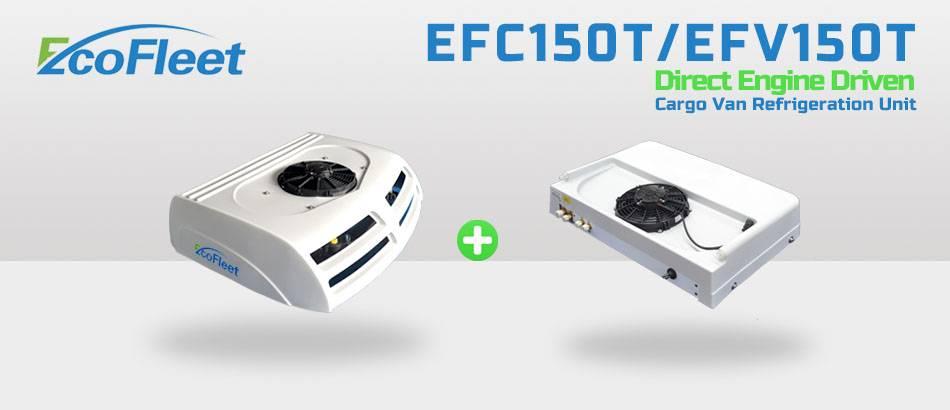 Refrigeration Units for Cargo Van EFC150T/EFV150T