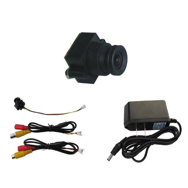Good Image Quality Industrial Mini hidden Spy Camera for Home Safety and Inspection (24mm x 16mm x 1
