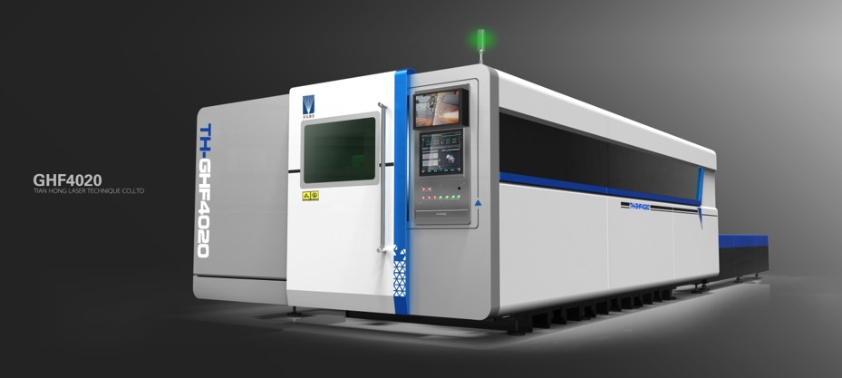 Ultra High Speed Laser Cutting Machine, Metal Sheet Perfect Solutions, Industrial 4.0, GMC ISO9001:2