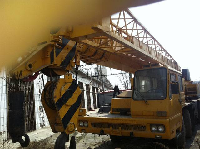 Mobile Crane TG 500E-3  +8618221102858