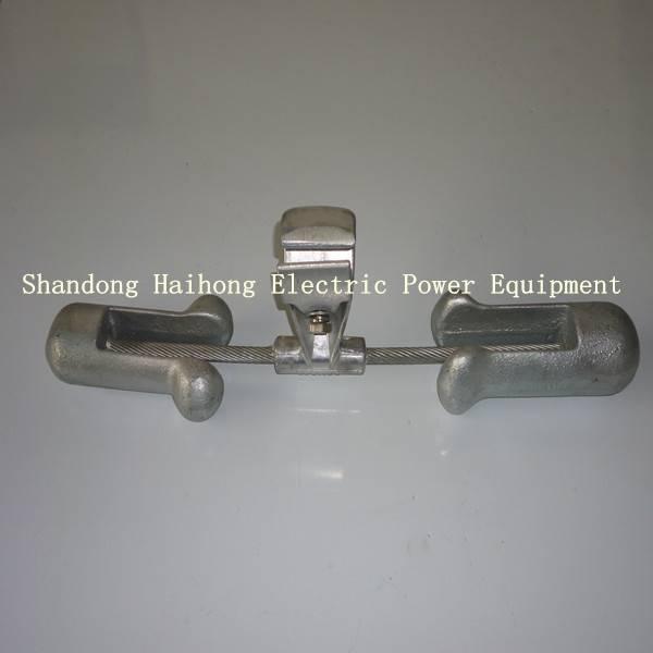 transmission line fitting vibration dampers for OPGW