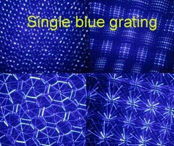 Grating series--new blue laser