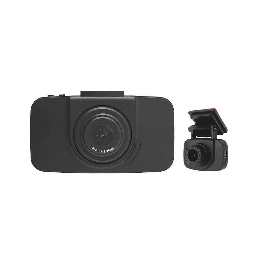1080p Dual Full HD Car Camcorder