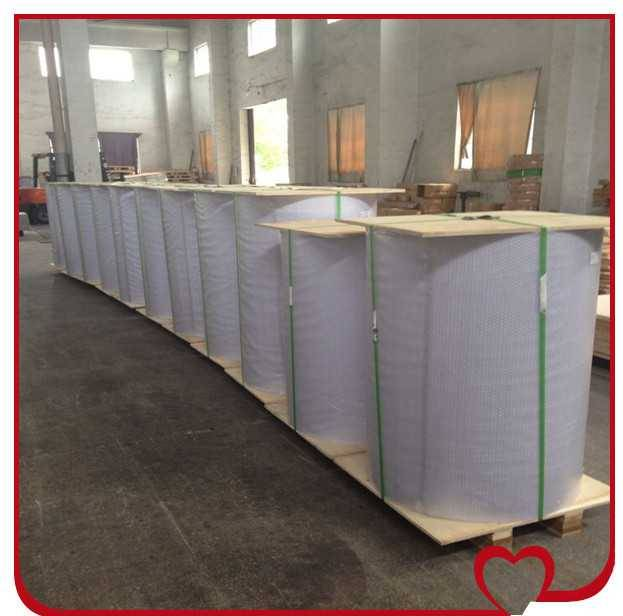 Reasonable price plastic pvc sheet rolls made in Jiangsu
