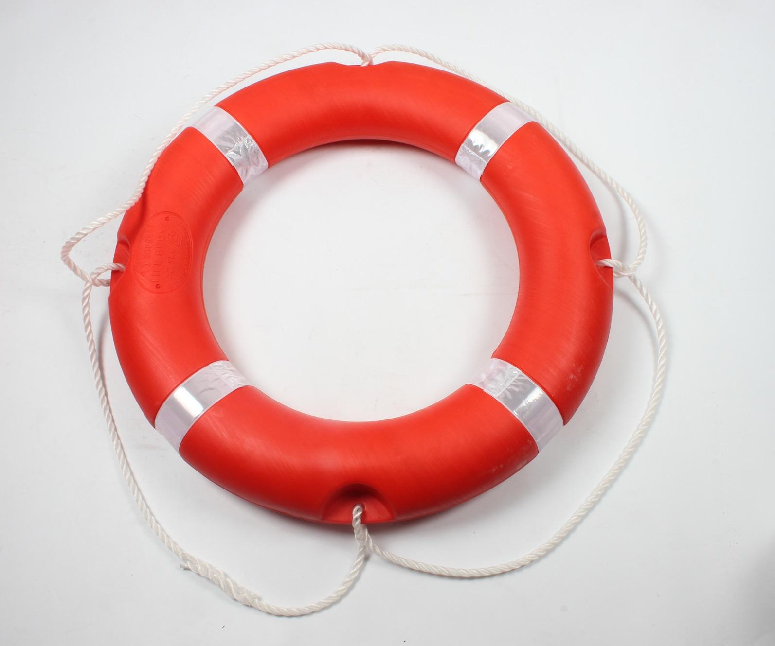 Solas Approved Life Buoy 2.5KG/4.3KG