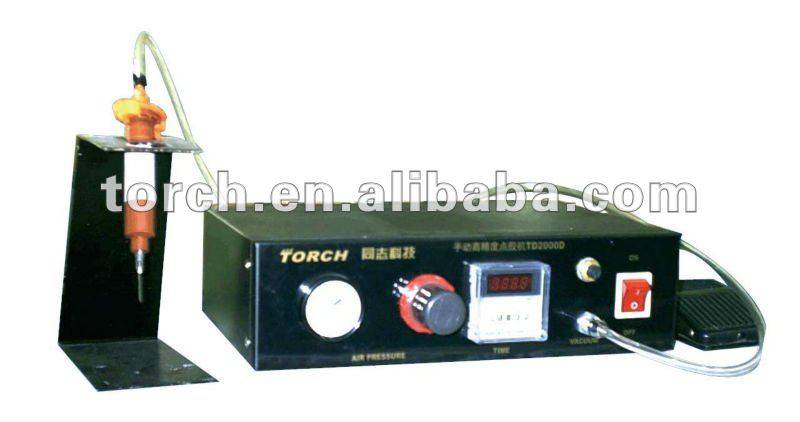 SMT PCB Manual Dispenser /  PCB Board Solder Paste Dispenser  TD2000D(Torch)